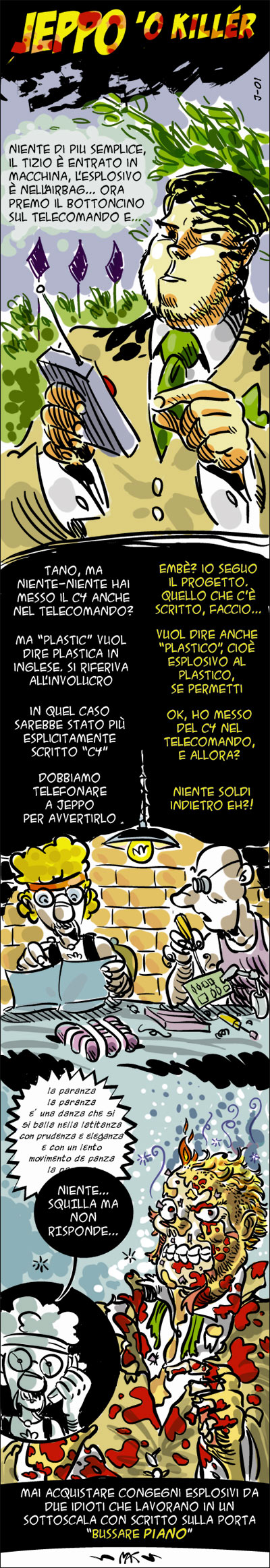 Jeppo o' killèr, Makkox per Webgol.it, 001